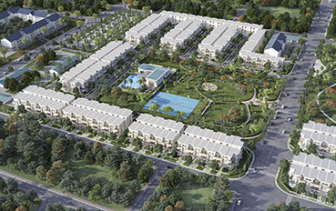 ADC Long An Residential Area project
