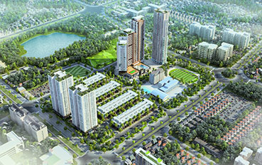 Phu My Residential Area project, Phu My Ward, Dist. 7